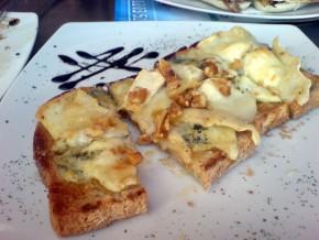 Pan especial de queso