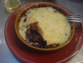 Enchilada de ternera