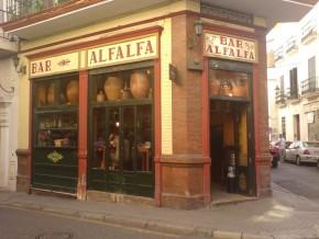 Bar Alfalfa