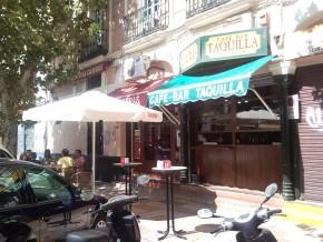 Cafe bar Taquilla