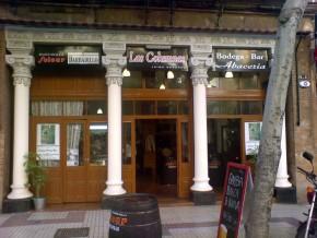 Las Columnas - Jaime Becerra