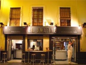 Freiduría El Arenal